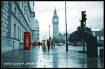 UNITED COLORS OF LONDON by betasus