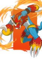 Flamedramon day! by ToranekoStudios