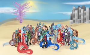 C: Alliance by Lady-Ignea