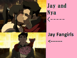 Because you Jay fangirls know how you reacted by Alison-Earth-Ninja