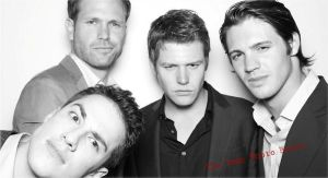 Vampire Diaries Photo Booth2 by SmartyPie