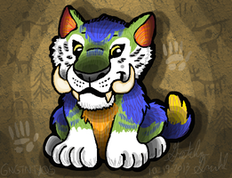 Chunky the death cat? by GNGTNT105