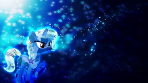 Crystal Trixie Wallpaper by Macgrubor