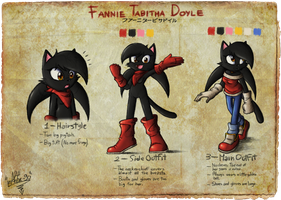 Provisional reference: Fannie Doyle by mARTz-9o