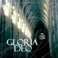Gloria Deo CD Cover by Findae