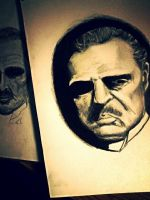 the godfather by vincinero