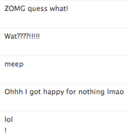 FB convo by Harry-Potter-Addict