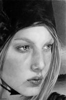 Angela Lindvall by X-TeO-X