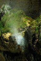 Upside-Down Waterfall I by Maltese-Naturalist