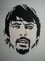 Dave Grohl by Umbaca