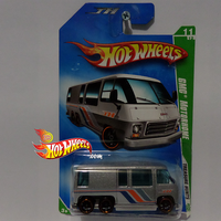 Treasure Hunts Series GMC Motorhome by idhotwheels