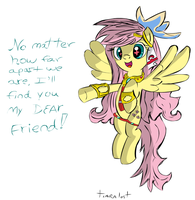 Nia Fluttershy by tiarawhy