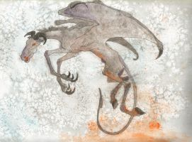 The Jersey Devil by CindarellaPop