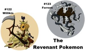 The Revenant Pokemon by rohanfulton