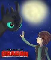 How to Train your Dragon by Thetruffulacupcake