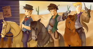 Outlaws by PolisBil