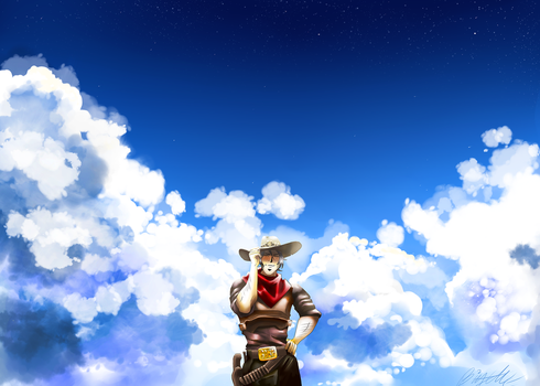 High Noon Country by Vincintblaze