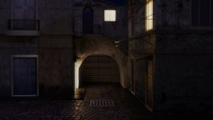 Old Alley by oxide1xx