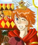 Ron Weasley... by cestmoi