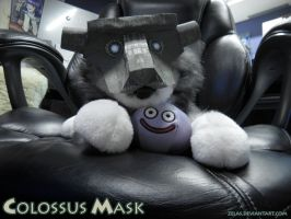 Colossus Mask: complete by zelas