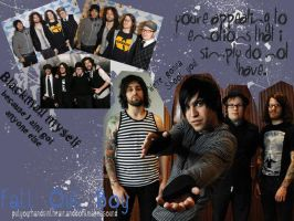 This is a stick up -FOB wall- by Dani-DINOattack