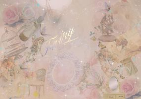 Fairy Premade Background by VaL-DeViAnT