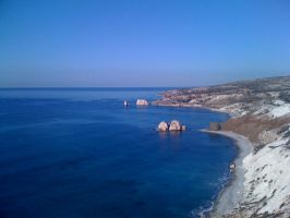 Cyprus Coast by Asher46
