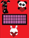 Happy Valentine's  2014 by chococoo