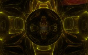 The Unknown Destiny of light - Pong 81 by Topas2012