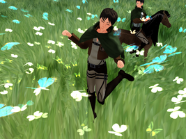 [MMD] SNK fuck these butterflies by whimsicottsh