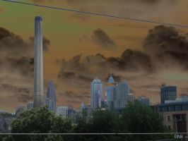 Theskysoverphilly by UnhingedMouse0