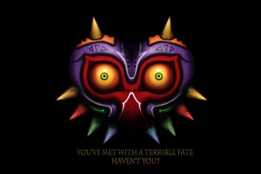 Majora's Mask by JChico