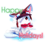 Happy holidays! by GalacticLunar