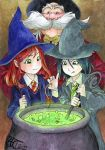 HP fan art - Potions Class by ChildProdigy7
