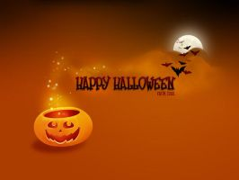 Happy Halloween by afovar