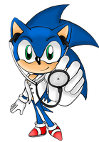 .: True Blue Doctor:. by Angel-Hearted-Being