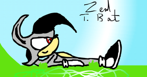 Zeal Laying In A Field by zealthebat