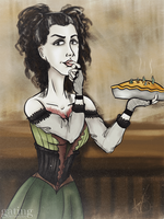 Mrs. Lovett by gating