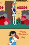 Doing crazy things for love(Pokeshipping week2015) by Marsy3