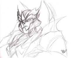TFP - Ravenwing concept by BLACK-HEART-SPIRAL