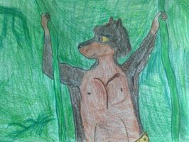 Jungle Balto - Swing From Vine to Vine by DeviantSponge45