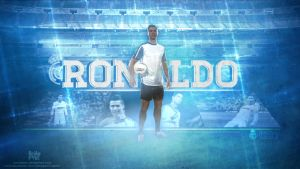 Cristiano Ronaldo WALLPAPER by Meridiann