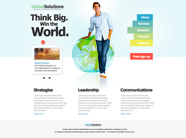 First - GlobalSolutions by Unikalas