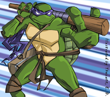 Donatello needed cropping by thweatted