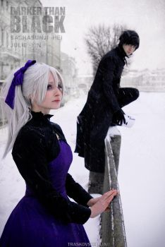 Yin Cosplay by JulieFiction