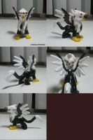 Billy Griffin MLP Figure Custom by ChibiSilverWings