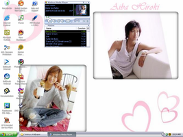 Aiba desktop by puppeatster