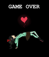 Game Over by attercopter