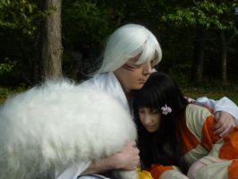 Sesshomaru and Rin 7 by Druhzin