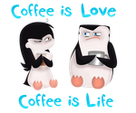 Coffee is Love, Coffee is Life~ by MixMaster15